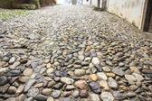Stone street  — Stock Photo