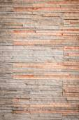 Bright background of brick stone wall texture pattern — Stock Photo