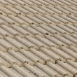 Brown tiles roof — Stock Photo #53775749