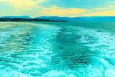 Water and islands around Bergen — Stok fotoğraf