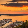 Cityspace of Bergen — Stock Photo #54711049