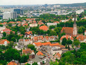 District of gdansk — Stock Photo