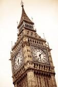 Big Ben in Westminster — Foto Stock