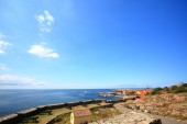Fort Christianso island Bornholm — Stock Photo