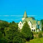 Gamlehaugen mansion old royal palace Bergen, Norway. — Stock Photo #58839329