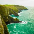 Coastline of atlantic ocean — Stock Photo #58839767