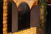 Domestic smokehouse. — Zdjęcie stockowe