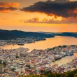 Cityspace of Bergen — Stock Photo #60230603