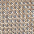 Wicker woven pattern for background or texture — Stock Photo #61006613