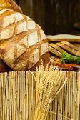 ライ麦パンのパン — ストック写真