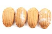 Cookie aislado sobre fondo blanco — Foto de Stock