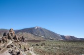 Mount Teide — Stock Photo
