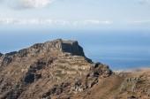 Mountains of the island Gomera — Stock Photo