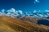 Paisagem montanhosa — Fotografia Stock