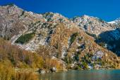 Tien Shan Mountains — Stockfoto