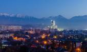 Almaty city — Stock Photo