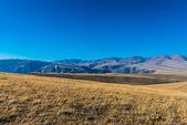 Observatoriet på berg — Stockfoto