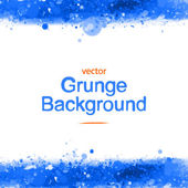 Grunge frame, retro — Stock Vector