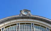 Central railway station in Ostend, Belgium — Stock Photo