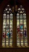 Collegiate Saint-Martin and Saint-Hadelin or church of Saint-Martin of Vise — Foto Stock