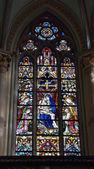 Saint-Martin's Church of Courtrai or Kortrijk.Belgium — Foto de Stock