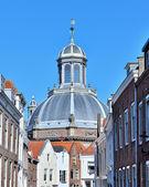 Centre of city Middelburg in province Zeeland, Netherlands — Stock Photo