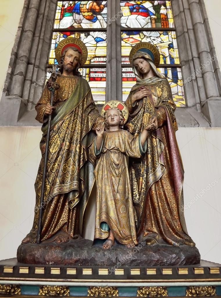 Saint martin 39 s church of courtrai or kortrijk belgium for Courtrai belgium