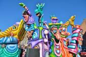 Carnival in Nivelles, Belgium — Stock Photo