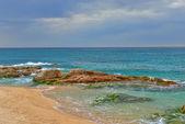 Costa de Espanha — Fotografia Stock