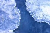 Sfondo astratto inverno. — Foto Stock