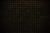 Yellow Screen door detail pattern background or texture — ストック写真