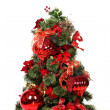Beautiful Christmas tree — Stock Photo #59231155