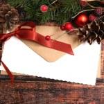 Vintage classic Christmas decorations — Stock Photo #59350145