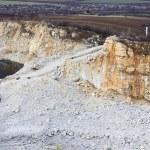 Quarry landscape — Stock Photo #64339597