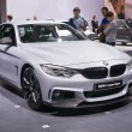 BMW 4 series Coupe — Stock Photo #52914615
