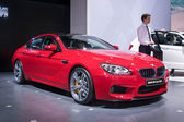 BMW 6 series Gran Coupe M edition — Stock Photo