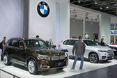 BMW X5 and X5 M edition — Stock Photo