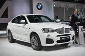 BMW X4 — Stock Photo