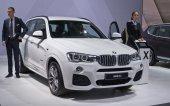 BMW X3 — Stock Photo