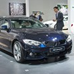 BMW 4 series Gran Coupe — Stock Photo #53040239