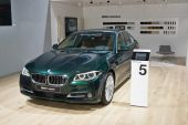 BMW 5 series — Stock Photo