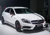 Mercedes  A 45 AMG — Stock Photo