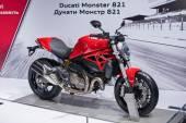 Ducati Monster 821 — Стоковое фото