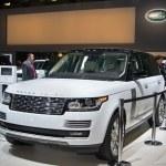 ������, ������: Land Rover Range Rover