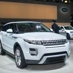 ������, ������: Land Rover Range Rover Evoque