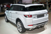 Land Rover Range Rover Evoque — Stock Photo