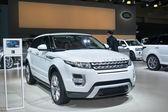 Land Rover Range Rover Evoque — Stock Photo
