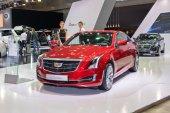 Cadillac ATS coupe — Stock Photo