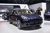Porsche Macan S — Stock Photo