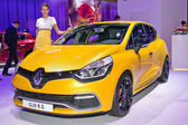 Renault Clio R.S. — Foto Stock